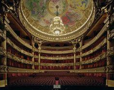 Teatro Bolshoi, Moscou, fotografia de David Leventi
