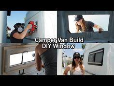 Ford Transit Camper, Popular Articles, Ancient Vikings, Camper Van, Youtube, Survival, Windows, Building, Gun