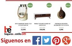 #ofertas de hoy! Te esperamos en hogaresconestilo.com !! #home #hogar #estilo #deco #decoración