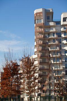 Libeskind Residence, Milan, 2014