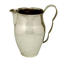 Large and Impressive William Spratling Sterling Silver Pitcher | From a unique collection of antique and modern pitchers at http://www.1stdibs.com/furniture/dining-entertaining/pitchers/