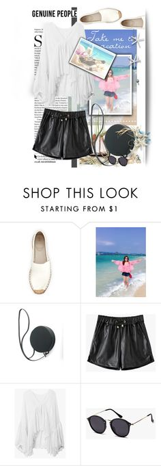 """take me to vacation"" by gina-m ❤ liked on Polyvore featuring Brunello Cucinelli"