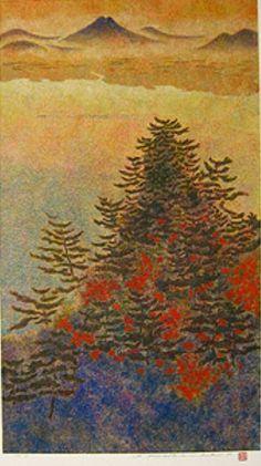 Pine Tree by Yukio Katsuta