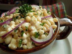 Pasta Salad, Potato Salad, Macaroni And Cheese, Veggies, Cooking, Ethnic Recipes, Food, Bulgur, Crab Pasta Salad