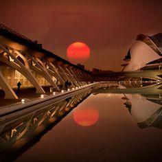 Copyright juan rodrigo legua - Ciudad de la ciencia #architecture #city