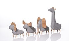 CONCRETE ANIMALS | Korridor Design