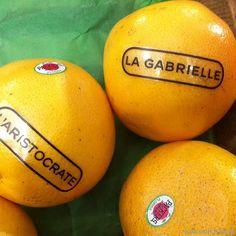 Chanel Supermarket / Chanel Shopping Center / Supermarche. Paris Fashion Week 2014. Grand Palais.Oranges