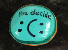 Best Painted Rock Art Ideas with Quotes You Can Do (15)