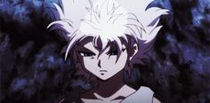 Day 27: Most badass anime scene- Killua goes Godspeed. I love this scene so much! Killua does some other pretty awesome things in general, but this is the best!