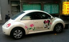 Minnie Beetle
