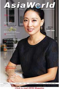 Asia World Magazine 2014 Fall Issue