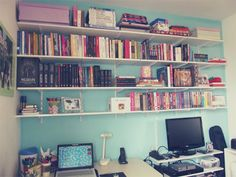We love it!: Estantes de livros para se inspirar!
