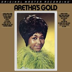 Aretha Franklin - Aretha's Gold on Numbered Limited Edition Hybrid SACD from Mobile Fidelity