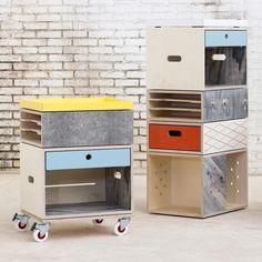 Modular Shelves by Labt | MONOQI #bestofdesign
