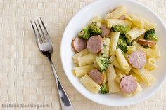 Sausage is the perfect addition to make any pasta dish heartier.