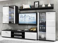 Home & Living Color Palate, Home And Living, Home Art, Modern, Flat Screen, Inspiration, Closet Storage, Living Room, Homes