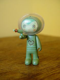 from the Tara McPherson gamma mutant alien collection ~$nuffy @ flickr