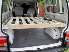 52 Creative But Simple DIY Camper Storage Ideas. With fall here it is time to pack up the trailer and find camper storage for the winter. It is always sad to say goodbye to another year of camping. Travel Trailer Storage, Camper Storage, Travel Trailers, Campervan Storage Ideas, Truck Storage, Storage Hacks, Rv Travel, Suv Camping, Camping Ideas