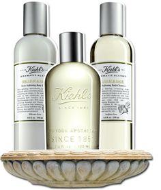 Fig Leaf & Sage Fragrance, Cleanser and Lotion