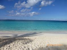 Life is better at the beach - especially in The Bahamas!