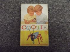 1949 Schaper Cootie Game