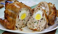 If you want a delicious and great-looking main dish for a dinner party, stuffed boneless chicken is a fantastic choice. Tasty, impressive and inexpensive.