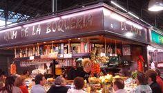El Quim restaurant à Barcelone