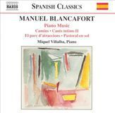 Manuel Blancafort: Piano Music, Vol. 3 [CD], 10949979