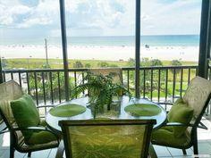 Apartment 508 Lanai #SiestaKey Siesta Key Beach, Outdoor Furniture Sets, Outdoor Decor, Lanai, Windows, Home Decor, Decoration Home, Room Decor, Home Interior Design