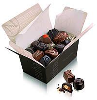 Belgium: Neuhaus chocolates - made in Belgium, available in London!