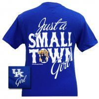 Hey, I found this really awesome Etsy listing at https://www.etsy.com/listing/222256924/kentucky-small-town-girl-royal-go-cats