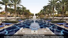 View deals for One&Only The Palm. Dubai Marina is minutes away. Breakfast, WiFi, and parking are free at this hotel. Romantic Beach Getaways, Romantic Escapes, Dubai Hotel, Hoi An, Vacation Deals, Travel Deals, Vacation Spots, Travel Guide, Hotels And Resorts