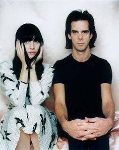 Susie Bick and Nick Cave   Polly Borland - photography