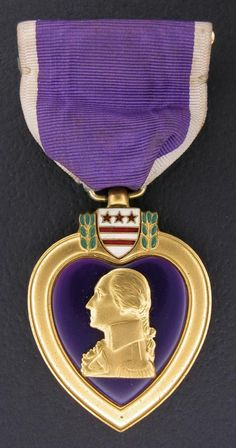 The Purple Heart is a United States military decoration awarded in the name of the President to those who have been wounded or killed while serving on or after April 1917 with the U. Purple Heart Day, Thank You Veteran, Vietnam Vets, Heart Outline, Today In History, Chest Piece, American Spirit, Cool Countries, Fine Men