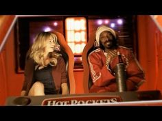 Kate Upton & Snoop Dogg - You Got What I Eat (Hot Pockets Music Video). #teamcrust! best video eva. its off the chizzel fo rizzle!