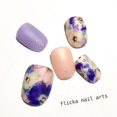 #Nailbook #flicka_nail #ネイルブック