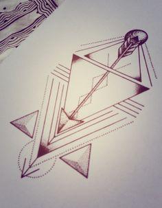 #triangle #arrow