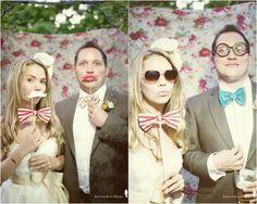 Gorgeously Quirky, Vintage DIY Wedding - Bridal Musings Wedding Blog