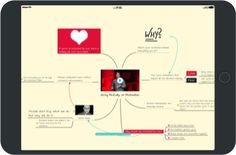 MindMeister is an online mind mapping tool that lets you capture, develop and share ideas visually.