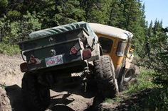 Off Road Trailer~ if you can tow it we can stow it / trailers. Hard Core!
