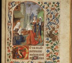 The Hague, KB, 76 G 8 Contents: Book of Hours (use of Troyes) Place of origin, date: Troyes; c. 1480-1490    http://manuscripts.kb.nl/show/manuscript/76+G+8