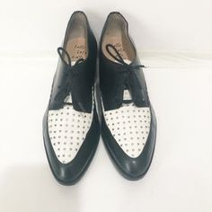 Banana Republic Shoes | Banana Republic Erica Stud Heel Oxfords | Poshmark