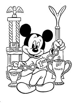 ty coloring pages mickey mouse coloring pages coloringpagesabccom