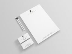 Logo Design und Web für Consulant AG