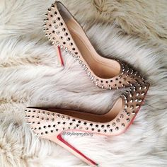 styleismything:  Newbie Loubies #classics #Pigallelover
