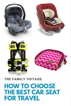 Should you bring a travel car seat for your trip? What's the best portable car seat? Find everything you need to know about how to travel with car seat here Best Booster Seats, Best Car Seats, Traveling With Baby, Travel With Kids, Family Travel, Portable Car Seat, Travel Car Seat, Toddler Car Seat, Best Vacations