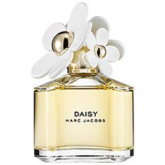 Marc Jacobs Fragrance - Daisy  .....My favorite spring scent!! But I am guilty of wearing this fragrance year round on certain occasions. This perfume is the epitome of a rich, floral fragrance.