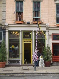 Iris Book Cafe - photo by Travis Estell