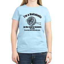8958b0ac Knitaholic Women's Light T-Shirt for Latest Fashion For Women, Womens  Fashion, Fashion