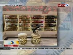 BT: Heart Evangelista, ipinasilip ang kanyang closet - WATCH VIDEO HERE -> http://philippinesonline.info/aldub/bt-heart-evangelista-ipinasilip-ang-kanyang-closet/   Balitanghali is the daily noontime newscast of GMA News TV anchored by Raffy Tima and Pia Arcangel. It airs Mondays to Fridays at 11:30 AM (PHL Time). For more videos from Balitanghali, visit  Subscribe to the GMA News and Public Affairs channel:  Visit the GMA News and Public Affairs Portal:...